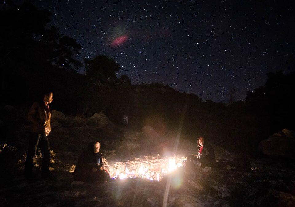 Ночь на горе Химера